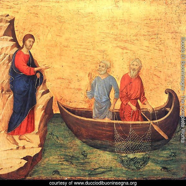 The Calling of the Apostles Peter and Andrew 1308-1311