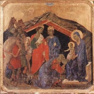 Adoration of the Magi 1308-11