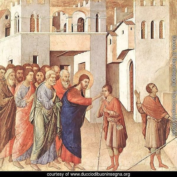 Healing of the Blind Man 1308-11