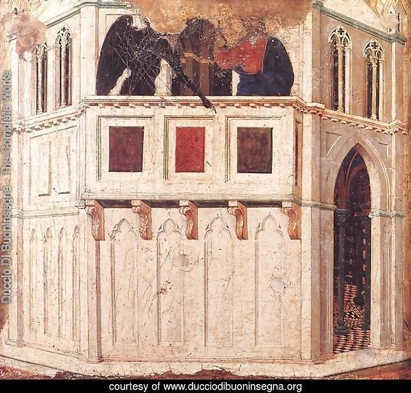 Temptation on the Temple 1308-11